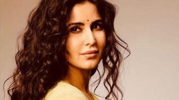 Katrina Kaif plays a character called Kumud Raina in Bharat.