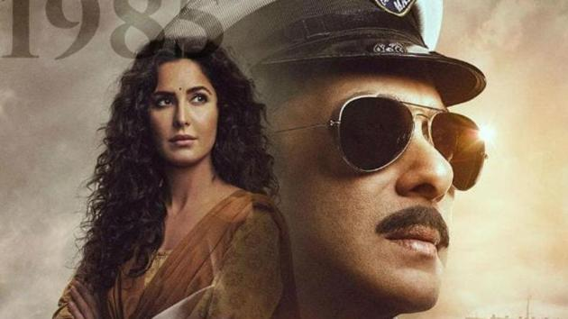 Salman Khan and Katrina Kaif play lead roles in Bharat.