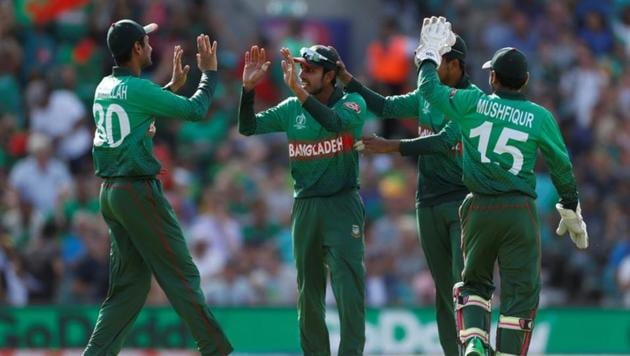 File image of Bangladesh cricket team(Action Images via Reuters)
