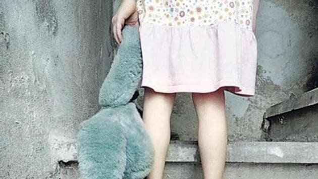 A two-and-a-half year old girl was strangled to death and her eyes gouged out after her parents allegedly failed to repay a loan of Rs 10,000.(File Photo)