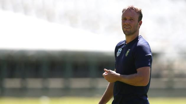 File image of AB de Villiers(Getty Images)