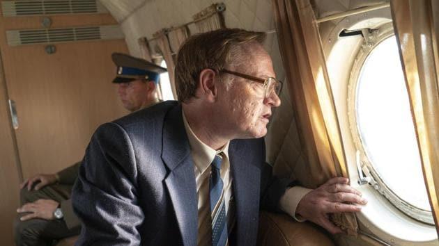 Jared Harris as Professor Valery Legasov in a still from HBO's Chernobyl.
