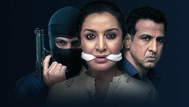 Hostages review: Tisca Chopra and Ronit Roy star together in Hotstar's new show.