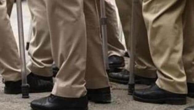 """The matter came to light after the mother of the accused called on zonal IG and Bettiah superintendent of police, apprising them about the """"injustice"""" done to her son.(HT File / Representational photo)"""