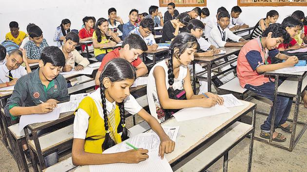 RBSE Board 8th Result 2019: The Rajasthan Board of Secondary Education (RBSE) on Friday declared Class 8 board examination results.(Agencies/file)