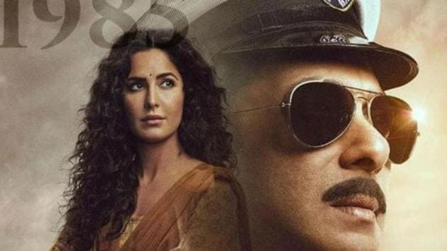 Bharat stars Salman Khan and Katrina Kaif in the lead roles.