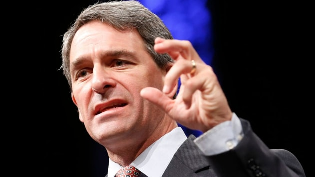 Ken Cuccinelli, who is seen as an immigration hawk by critics, was on Monday named acting head of the US Citizenship and Immigration Services (USCIS).(AP file photo)