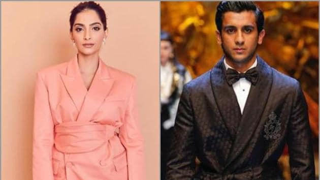 The rise of the kimono style suit(Sonam Kapoor (left), Maharaj Padmanabh Singh of Jaipur (right)/Instagram)