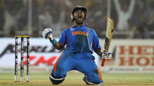 File image of Yuvraj Singh(Getty Images)