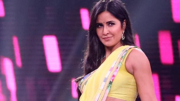 Katrina Kaif performs during the promotion of film Bharat on the set of Super Dancer Chapter 3 in Mumbai recently.