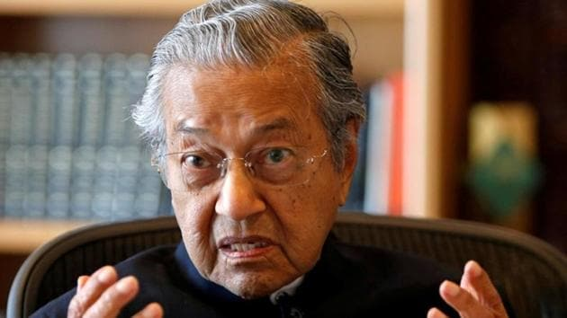 A market turnaround would be a boost to PM Mahathir Mohamad's struggle to win over investors since his historic election victory a year ago.(Reuters File Photo)