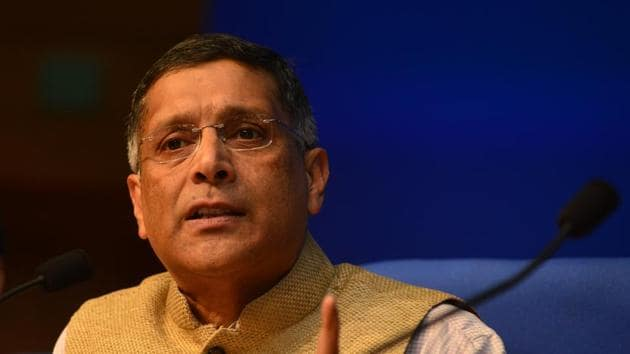 The Economic Advisory Council said will examine in detail the estimates made in Arvind Subramanian's paper.(HT photo)