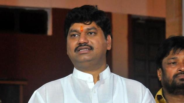 It was not mentioned anywhere that the land belonged to the government, Munde's lawyer had said while asserting that the entire process was legal(HT File Photo)