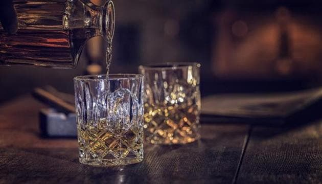 Looking at bare consumption figures establishes India as the largest whisky drinking nation in the world, putting the lie to the belief that we are a largely teetotalling nation(Getty Images/iStockphoto)