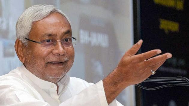 In the past, JD (U) NAtional Presideny Nitish Kumar had publicly opposed the Triple Talaq Bill.(PTI File)
