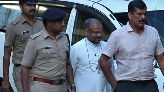 Bishop Franco Mulakkal is accused of raping a nun.(Reuters File)