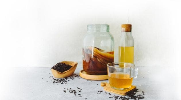 Kombucha can help protect the liver, reduce inflammation and bolster immunity(Shutterstock)