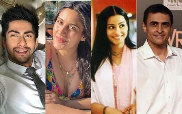Namit Khanna, Surbhi Chandna, Gurdeep Kohli and Mohnish Bahl to star in Sanjivani reboot.(Instagram/AFP)