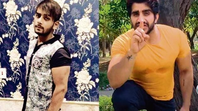From Najafgarh to India Gate, a tragic connection in how Mohit Mor (R) and Salman Zakir (L) violently lost their lives(Sourced/ HT photo)