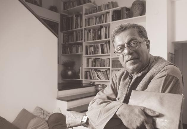 Apart from being an actor and a radical playwright, Girish Karnad was a Rhodes Scholar at Oxford(Hemant Mishra)