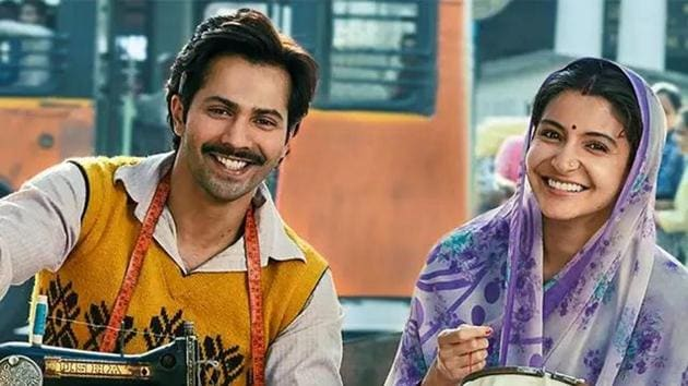 Varun Dhawan and Anushka Sharma played a couple who start a business together in Sui Dhaaga.