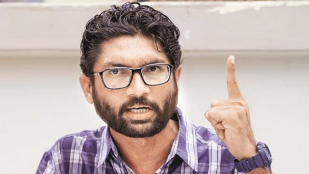 Based on the complaint of the principal of the school, Mevani was booked under IPC sections 505 (2) (promoting rumour to create ill will) and 500 (defamation) he said.(HT Photo)