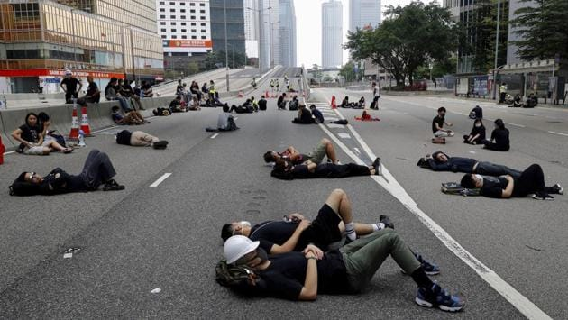 The protests are unlikely to fundamentally change anything in Hong Kong or in China. But they have served as a reminder to Beijing and the world, both of which were under the illusion that people of Chinese origin, if sufficiently prosperous and well governed, had little interest in their political rights(AP)