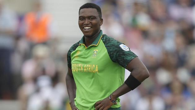 File image of Lungi Ngidi(AP)