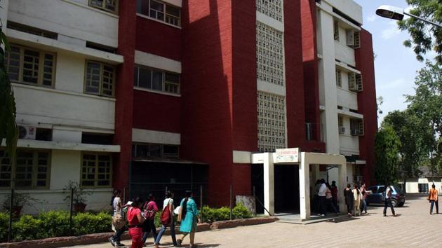 Aurobindo College(Hindustan Times)