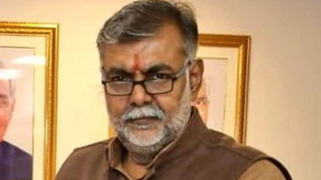 Union minister Prahlad Patel's son was among seven people arrested on charges of rioting and attempt to murder after a clash between two groups in Madhya Pradesh's Narsinghpur, police said.(Twitter/Prahlad Patel)