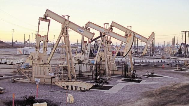 OPEC and its allies will discuss whether to extend a deal on cutting 1.2 million barrels per day of production that runs out in June.(Reuters Photo/ Representative Image)