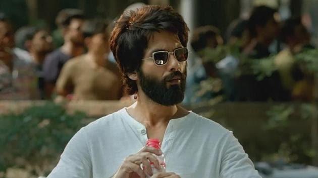 Kabir Singh movie review: Shahid Kapoor plays the perpetually furious hero.