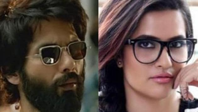 Sona Mohapatra slams Kabir Singh and the movie's star Shahid Kapoor for being misogynistic.