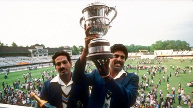 This was the victory that started India's domination in the world of cricket. The game became bigger, as did the money invested in it. The next cricket World Cup, in 1987, was hosted in India, the first time that the international championship was held outside of England.(Getty Images)