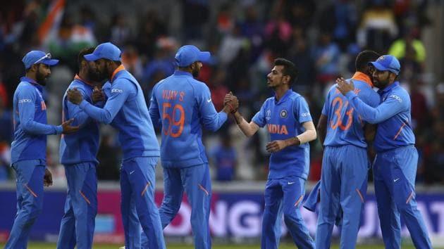 File image of Indian cricket team(AP)