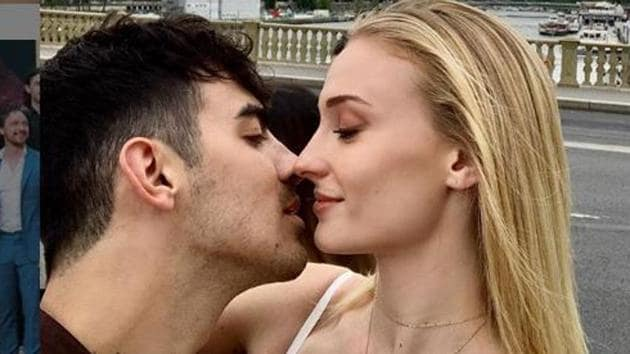 Sopie Turner and Joe Jonas plan to get married for the second time soon.(Instagram)