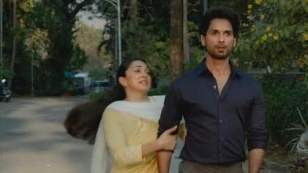 Shahid Kapoor and Kiara Advani play lead roles in Kabir Singh, a film receiving flak from critics but performing well at the box office - it has collected Rs 42.92 crore in two days.