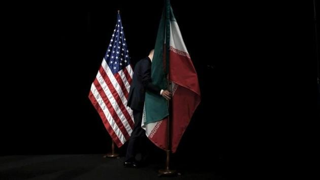 Mr Trump's actions have only reflected his lack of understanding and experience of diplomacy and the need to work with other countries to resolve the situation with Iran(REUTERS)