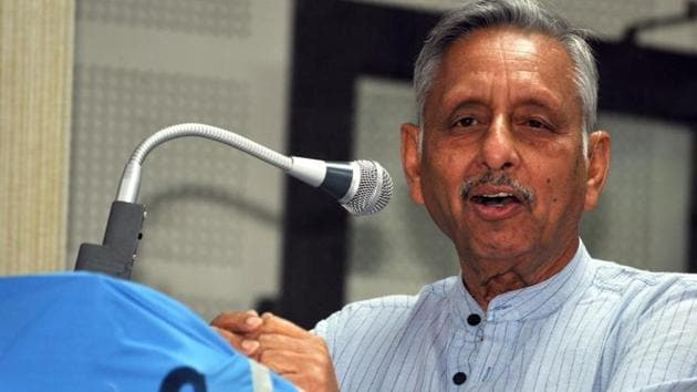 Amid uncertainty over Rahul Gandhi continuing as Congress president, senior leader Mani Shankar Aiyar said on Sunday that a 'non-Gandhi' can be party chief, but the Gandhi family must remain active within the organisation. (Pardeep Pandit/HT Photo)