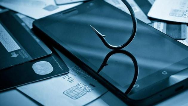 The Maharashtra cyber department came up with the idea to start the anti-phishing portal so that hundreds of phishing and vishing attempts can be nixed in time.(Shutterstock / Representative Image)