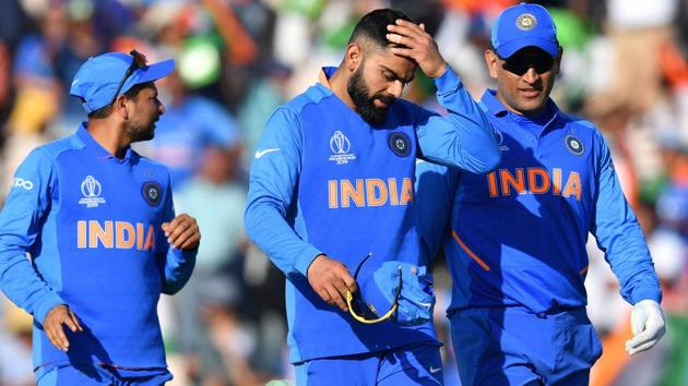The schedule will be quite gruelling for Team India in the coming days of ICC World Cup 2019.(AFP)