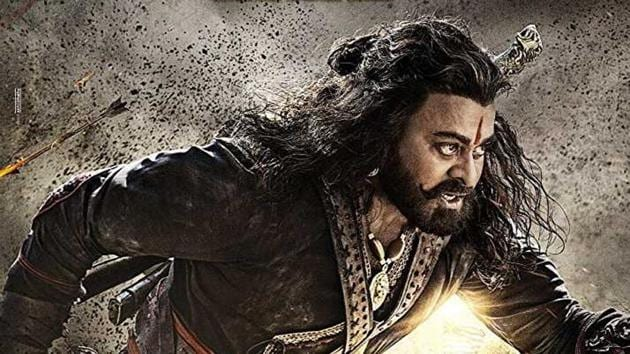 Sye Raa Narasimha Reddy stars Chiranjeevi in the lead role.(Instagram)