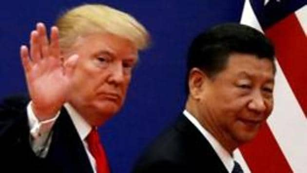 China and the United States have been embroiled in trade tensions marked by tit-for-tat tariffs. Washington has blamed the end of talks on Beijing, saying China reneged on concessions it had already made.(REUTERS PHOTO)