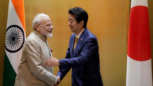 The two-day Osaka summit will also be an important stepping stone for India towards hosting the G20 summit in 2022(REUTERS)