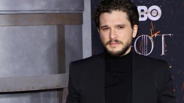 Kit Harington donated to his Game of Thrones fan's fund raising campaign.(REUTERS)