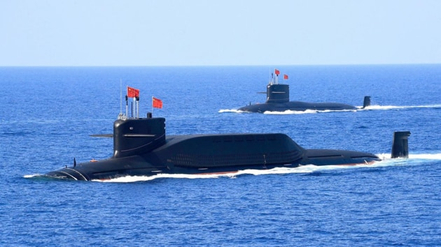 China's defence Ministry spokesperson Ren Guoqiang said it is normal for China to conduct scientific research and tests according to plan.(Reuters FILE)