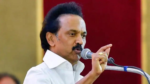 The DMK was planning to raise several issues during the session to embarrass the ruling All India Anna Dravida Munnetra Kazhagam (AIADMK).(HT Photo)
