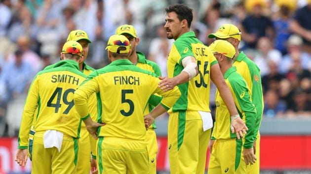 Australia take on New Zealand in the ICC World Cup 2019.(AFP)