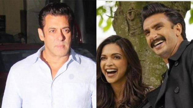 Deepika Padukone and Ranveer Singh are in talks with the makers of Nach Baliye to appear on the opening episode of the ninth season to be hosted by Salman Khan.