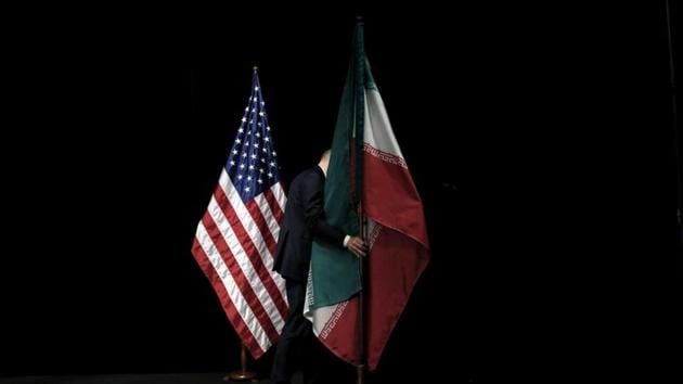 The United States and Iran appear to be recalibrating their positions after edging closer to the brink over the past few weeks .(REUTERS)